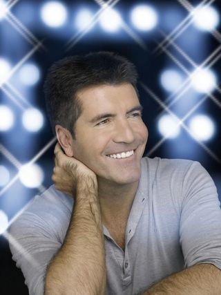 simon cowell, american idol, celebrity, television
