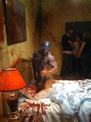 Fracoise Sagat, porn, Bruce LaBruce